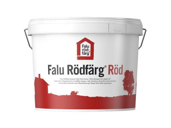 Falu Rödfärg 10L färg