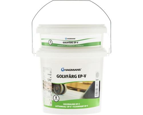 Hagmans Golvfärg EP-V 4KG