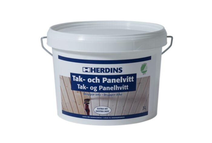 Herdins Tak och Panelfärg 3L