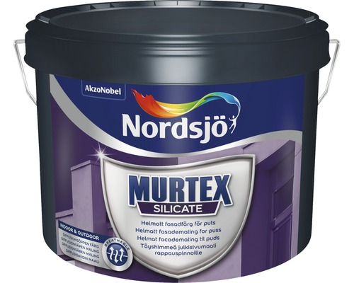 Nordsjö Murtex Silicate 10L färg
